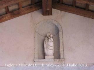Església parroquial de la Mare de Déu de Sales – La Cellera de Ter