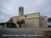 Església parroquial de Sant Andreu – Pujalt