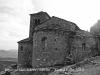 Església parroquial de Sant Esteve - Abella de la Conca - B & N