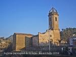 Església parroquial de Sant Feliu – Monistrol de Calders