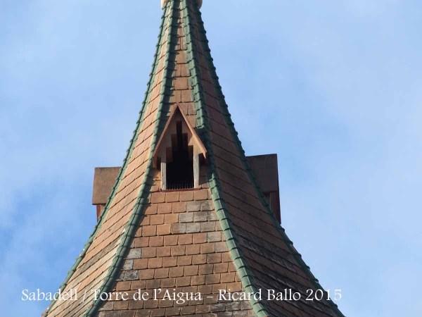Sabadell - Torre de l'Aigua