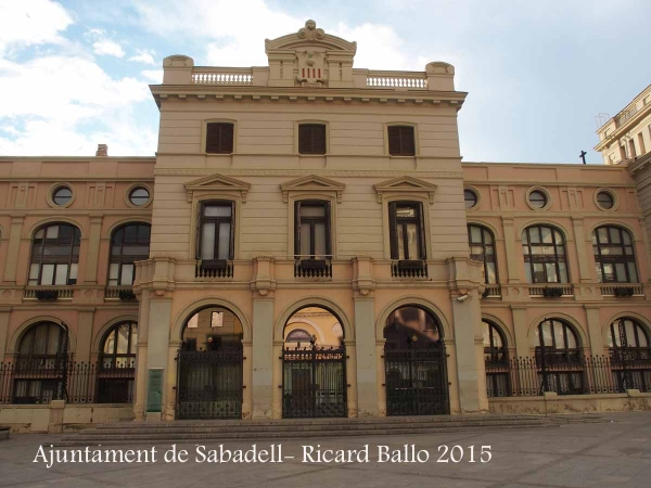 Sabadell - Ajuntament