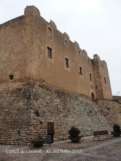 Castell de Creixdell