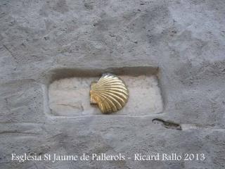 Església parroquial de Sant Jaume de Pallerols – Talavera