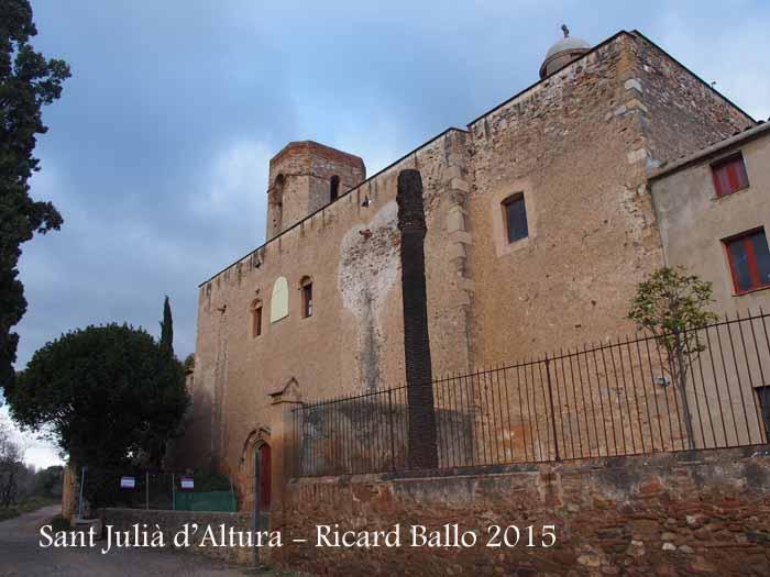 Església parroquial de Sant Julià d'Altura – Sabadell