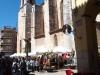 Església parroquial de Sant Lluc – Ulldecona - Diada de Sant Jordi