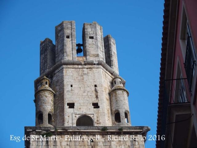 Església parroquial de Sant Martí – Palafrugell - Comunidor