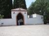 Església parroquial de Sant Miquel – Garrigàs - Cementiri