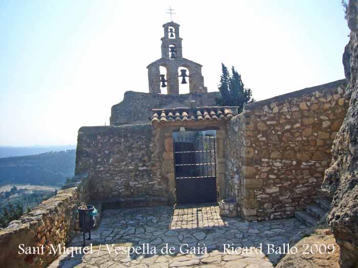 Església parroquial de Sant Miquel – Vespella de Gaià
