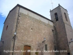 Església parroquial de Sant Pere Sallavinera