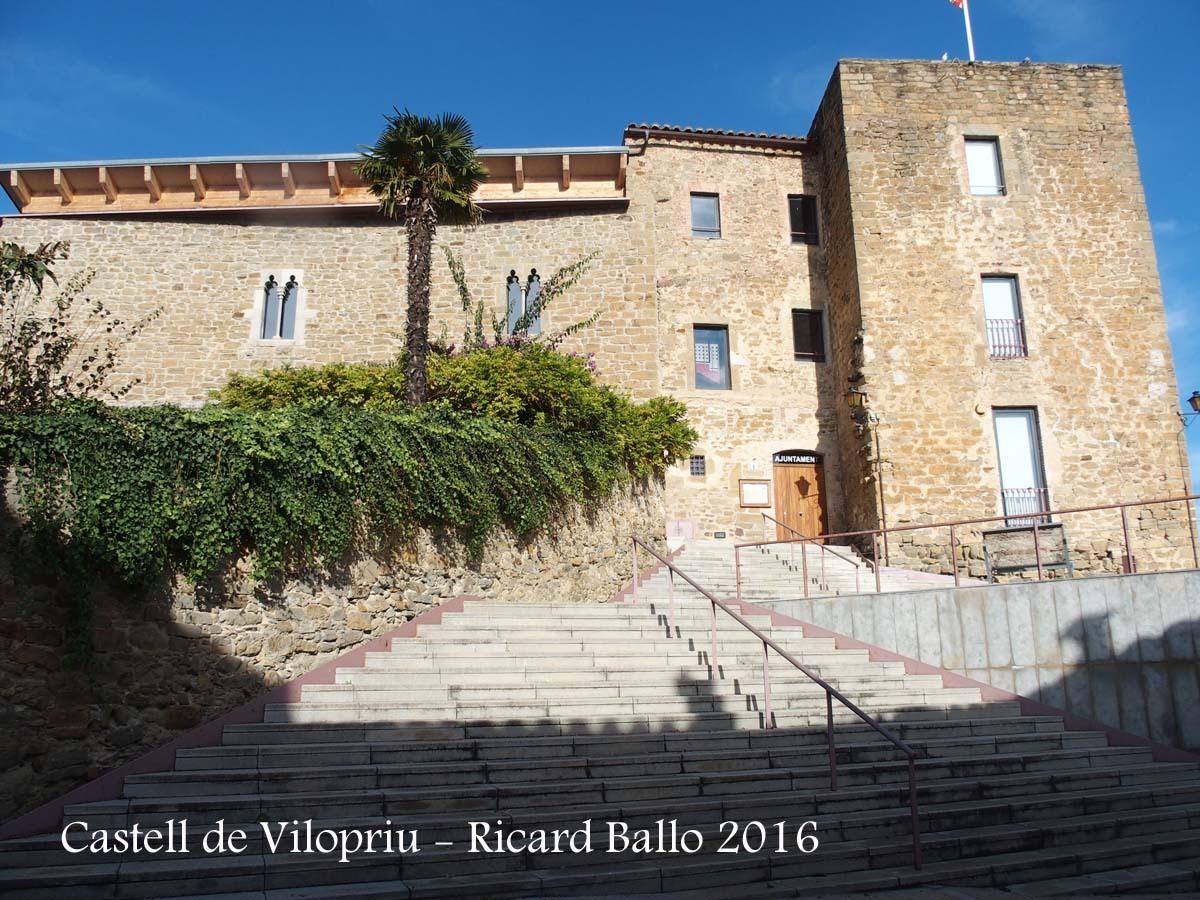 Castell de Vilopriu