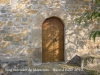 Església parroquial de Sant Salvador de Marcovau – La Foradada