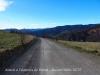 El camí per anar a l'Església parroquial de Santa Cecília – Vilanova de Banat (Alàs i Cerc)