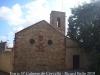 Església parroquial de Santa Coloma de Cervelló - Part posterior