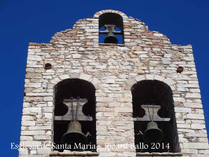 Església parroquial de Santa Maria – Castellar de n'Hug