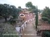 Corbera de Llobregat - Penya del Corb - Una de les vistes del lloc on es representa el pessebre vivent.