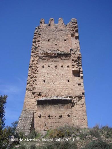 Castell de Merola