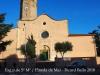 Església parroquial de Santa Maria de Pineda