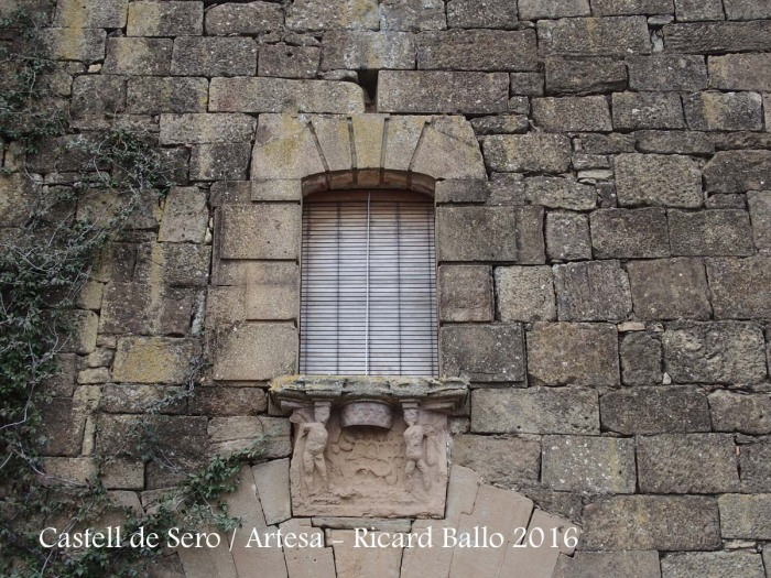 Castell de Seró - Any 2016