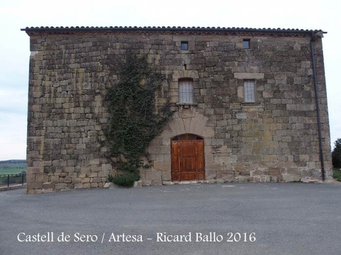 Castell de Seró - Any 2016