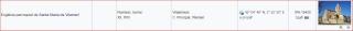 Esglesia SªMª de Vilamarí-Error coordenades Wikipedia