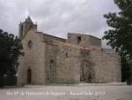 Església parroquial de Santa Maria – Freixenet de Segarra