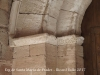 """Església parroquial de Santa Maria – Prades - """"Porta falsa"""""""