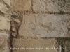 Església Vella de Sant Miquel – L'Espluga de Francolí - Marca de picapedrer