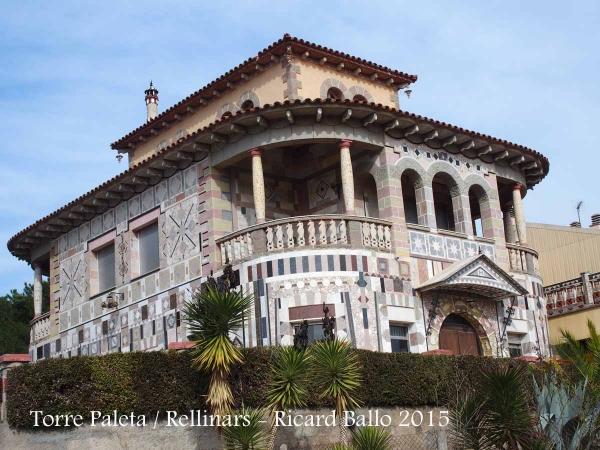 Torre Paleta - Rellinars