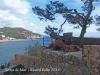 Vistes des de l'Església Vella de Sant Vicenç – Tossa de Mar