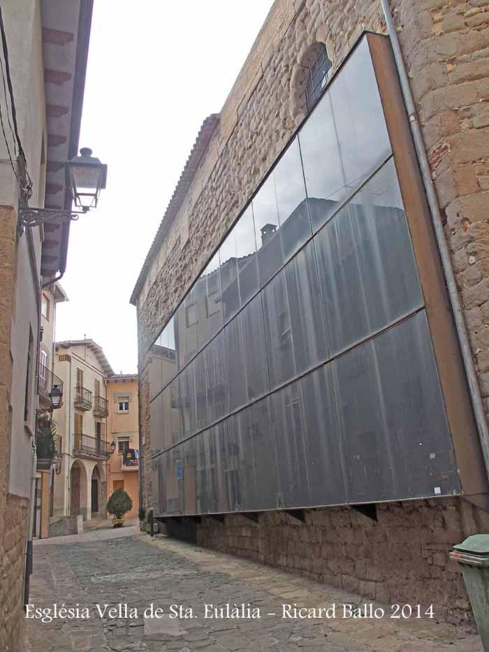 Església Vella de Santa Eulàlia – Gironella