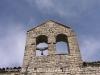 Església Vella de Santa Maria de Gàver - Campanar d'espadanya.