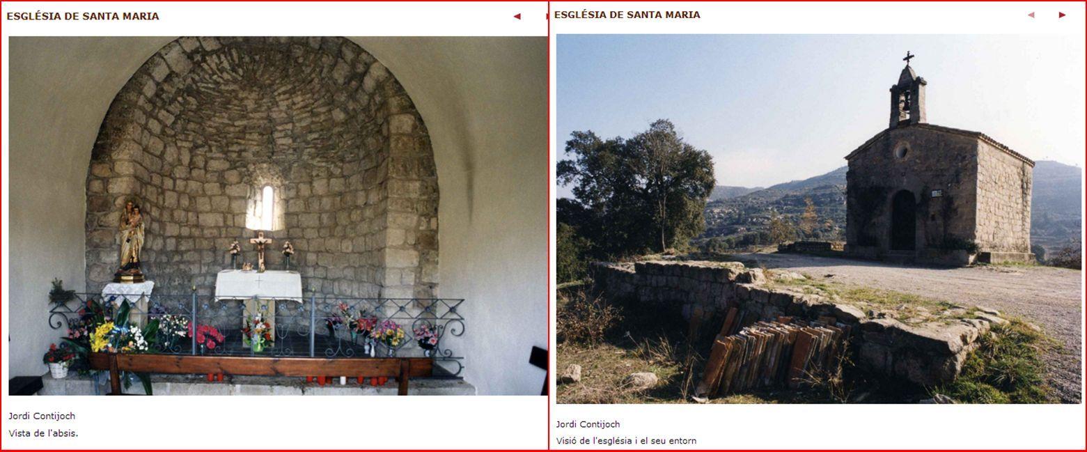 Església Vella de Santa Maria de Merola – Puig-reig - Fotos INCORRECTES - Patrimoni.Gencat