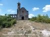 Església de Santa Perpètua de Gaià, edificació del segle XIX, que era la primitiva església del castell