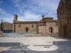 Esglésies de Sant Pere de Terrassa. A la dreta, mig amagada, Santa Maria. Al bell mig de la fotografia, Sant Miquel. Darrere, al fons, Sant Pere.