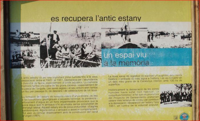 Estany d'Ivars i Vila-sana – Ivars d'Urgell i Vila-sana