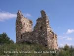 Fort fuseller de Ferriols