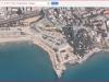 Fortí de la Reina-Tarragona - Vista aèria - Captura de pantalla de Google Maps.