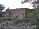 Fortí de La Torreta – Balsareny