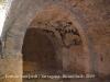Fortí de Sant Jordi - Tarragona.- Única estança coberta.