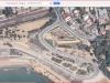 Fortí de Sant Jordi - Tarragona - Vista aèria - Captura de pantalla de Google Maps.