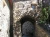 Fortificació de Boí - Antic portal - darrere.