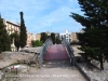 Fòrum de la Colònia – Tarragona - Pont que salva el carrer Soler i que comunica els dos sectors del Fòrum