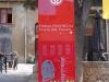 Fòrum provincial – Tarragona - Sector Volta del Pallol - Plafó informatiu situat davant de les restes