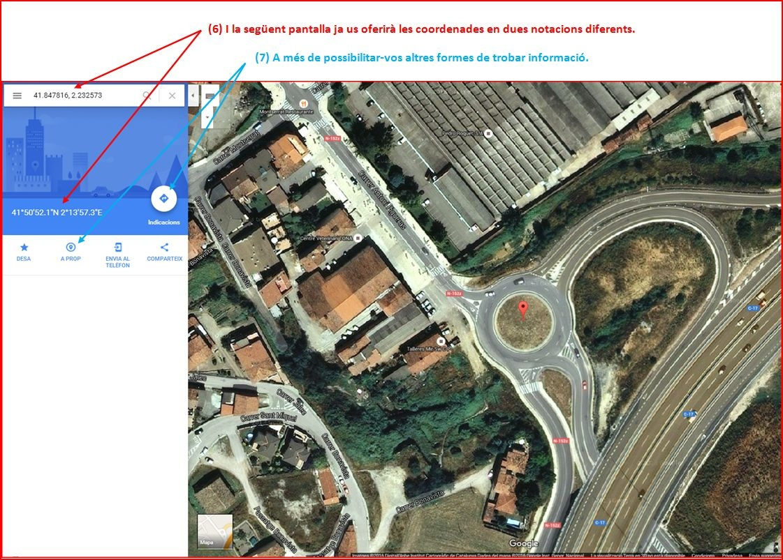 GOOGLE MAPS-Què hi ha per aquí-Mini-tutorial