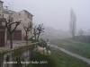 Guimerà - Un dia de desembre amb boira