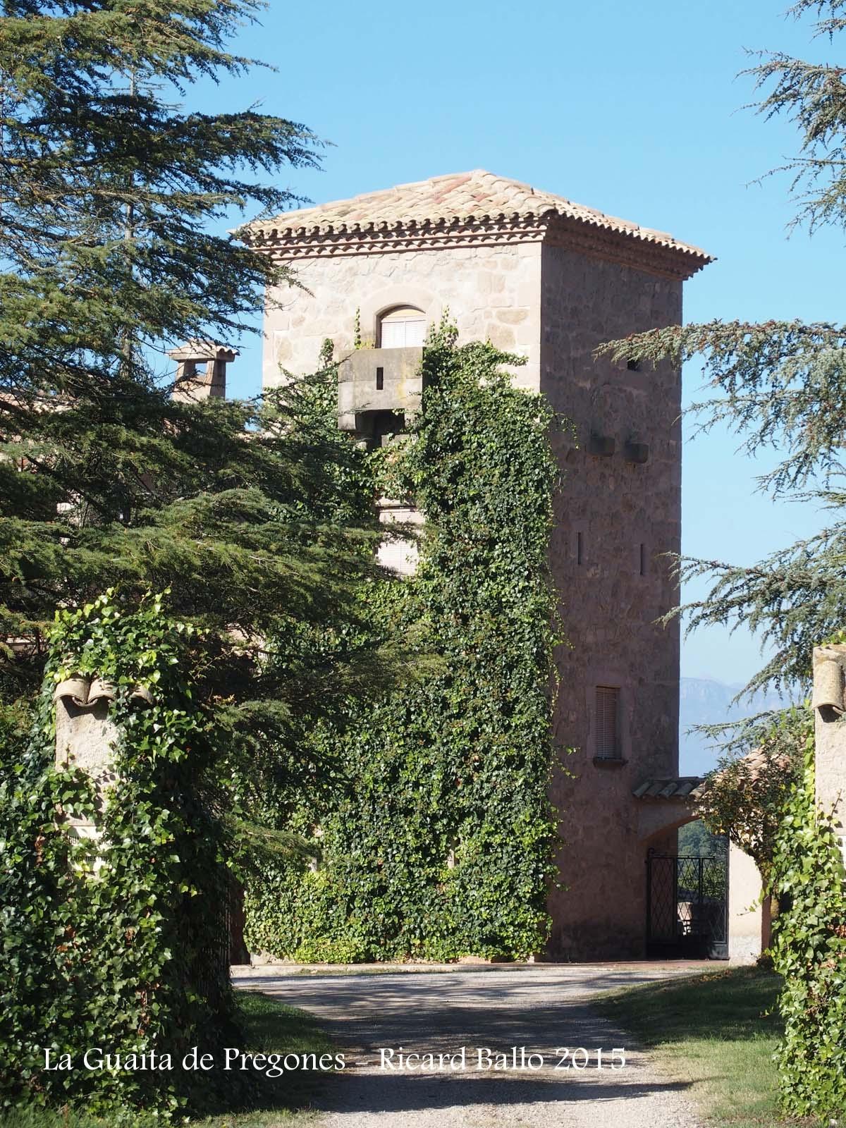 La Guaita de Pregones – Santa Maria de Merlès