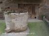 La Guàrdia d'Urgell - Tornabous - Tina de pedra tallada d'una sola peça