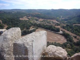 Vistes des de la La Torre – Biosca