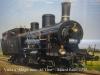 Màquina de vapor - Fotografia d'una fotografia que s'exhibeix, entre altres, a la planta baixa.